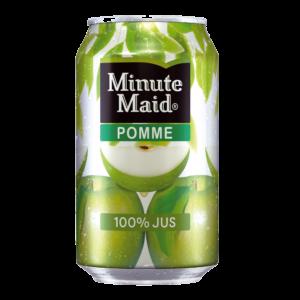 JUS DE POMME : 2.00 €